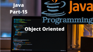 Object Oriented in Java